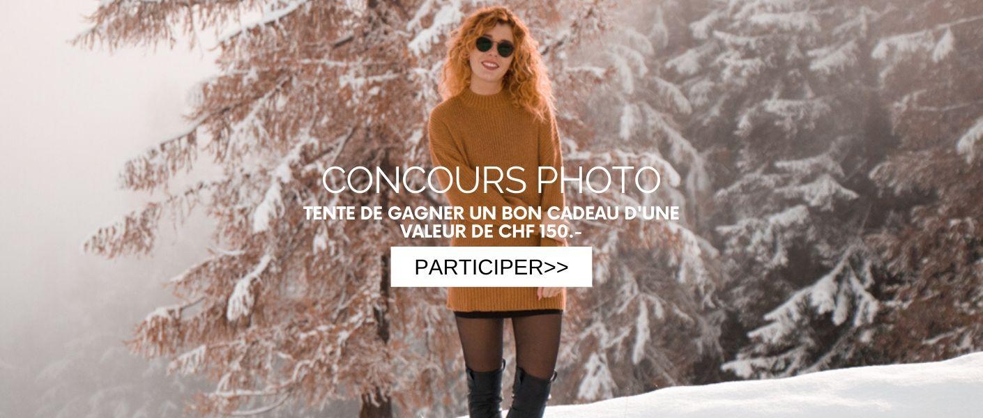 Concours photo de mode